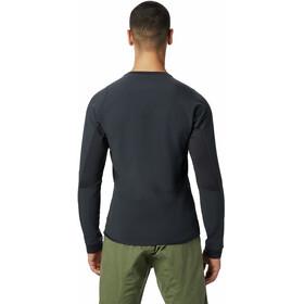 Mountain Hardwear Chockstone Camiseta Híbrida Hombre, negro